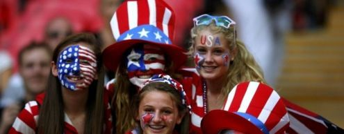 American kinds of sports