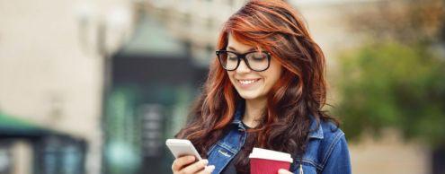 Американских подростков захватили айфоны