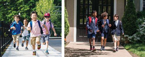 The Fessenden School. Американская школа для мальчиков