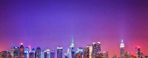 Крупные города США