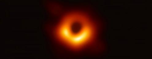 Первое фото черной дыры. Это просто космос!