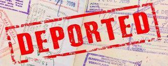 Депортация из Америки. Причины и процесс