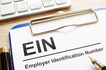 EIN - Идентификационный номер работодателя