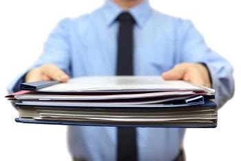 Форма G-884 - запрос о возвращении оригиналов документов
