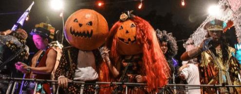 Кошелек или жизнь? Хэллоуин 2019 в США