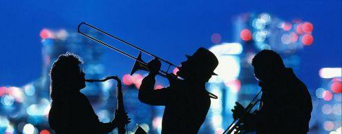 Джаз — истинно американская музыка