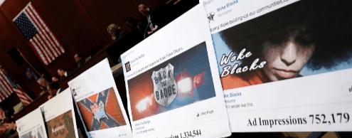 США против Агентства интернет-исследований