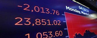 Коронавирус или нефть: что обвалило фондовый рынок?