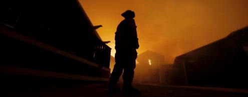 Пожары в Калифорнии: испытание огнем