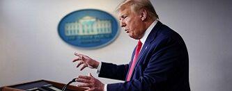 Выборы 2020 для Трампа под угрозой из-за коронавируса