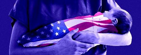 Роды в США. Трамп против