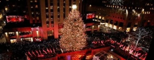 Рождество в Нью-Йорке: что случилось с рождественским духом?