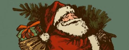 Рождество в США. Кто такой Санта Клаус?