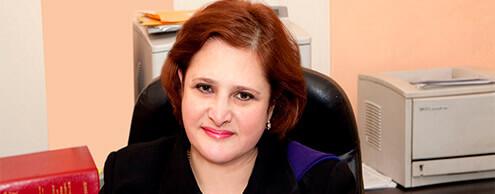 Русскоязычный адвокат Таня Гендельман