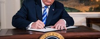 Санкции Трампа в связи с коронавирусом