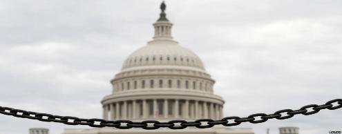 Стена Трампа - яблоко раздора между президентом и правительством