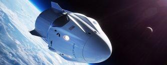 SpaceX запустила космический корабль к МКС