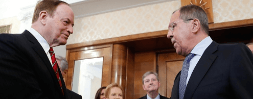 США и РОССИЯ: сегодняшние встречи и завтрашние ожидания