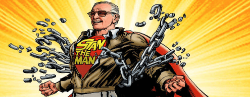 The universe of Stan Lee