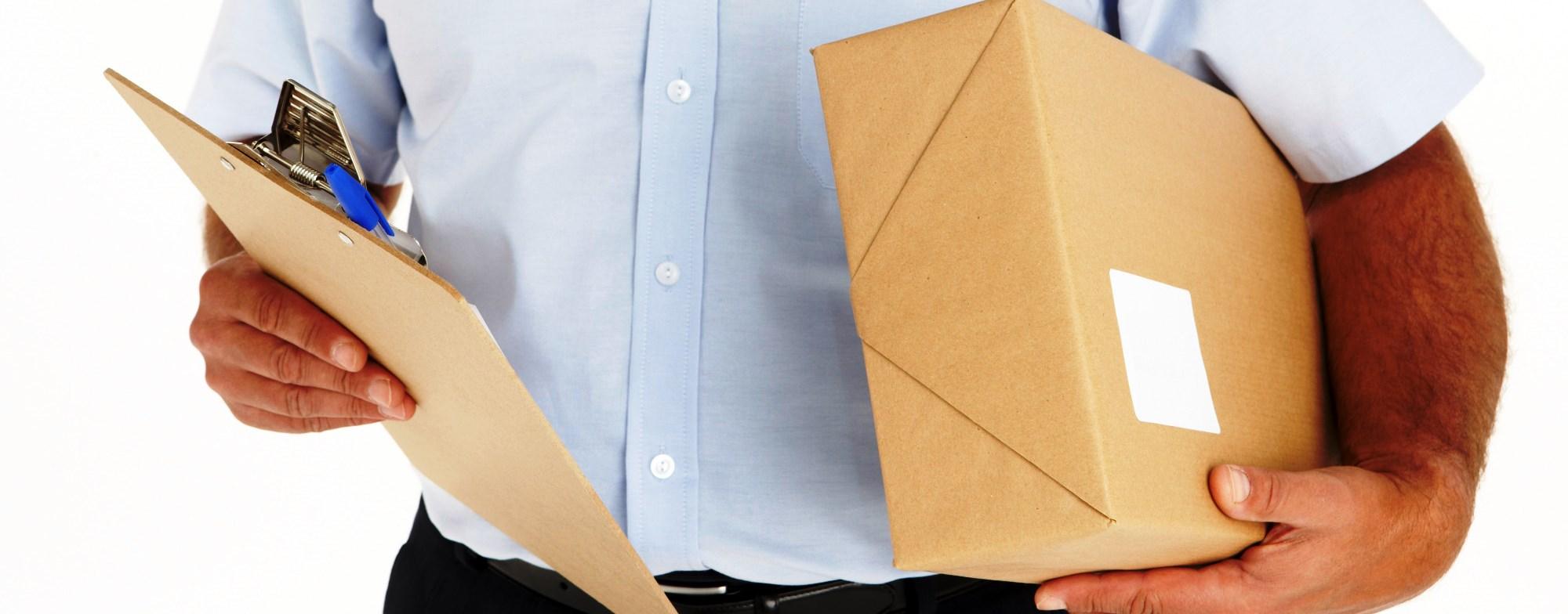 Изменение адреса доставки документов