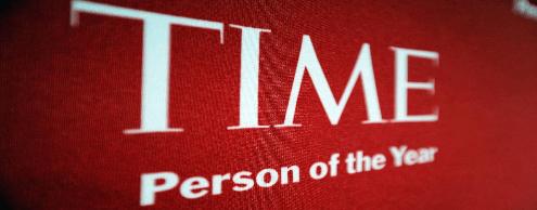 Time. Грета Тунберг – человек года 2019
