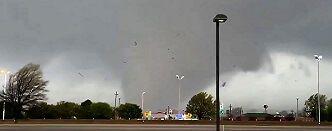 Торнадо в Америке. Арканзас в эпицентре событий