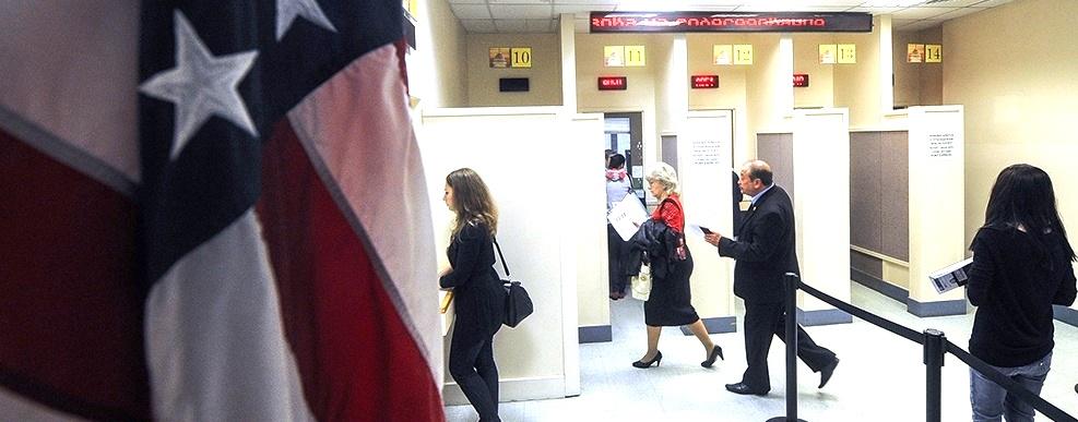 Правила поведения в Посольстве США
