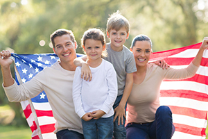 Форма I-130 - прошение о воссоединении семьи