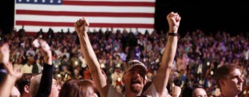 Отставка президента США грозит общественными беспорядками и экономическим кризисом