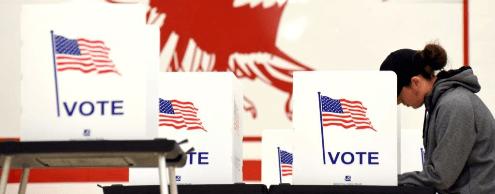 Промежуточные выборы в США 2018