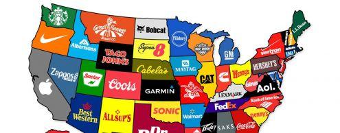 Американские бренды