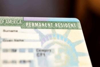 Форма I-485 - заявление о регистрации на постоянное место жительства или изменение статуса