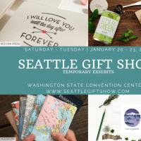 Seattle Gift Show 2018