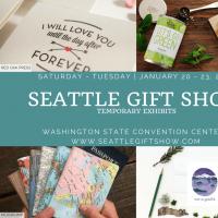 Ярмарка подарков в Сиэтле 2018